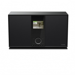 Hama 2.1 internetové rádio DIR3600MBT, IR/DAB+/FM/MR/BT/App/Subwoofer