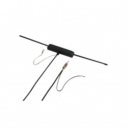 Hama electronic Glass-Bonded Aerial for VHF Reception