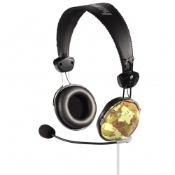 Hama HS-10 PC Headset Camouflage
