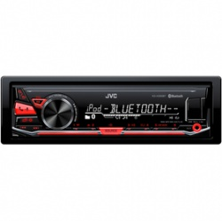 JVC KD X330BT AUTORÁDIO BT/USB/MP3