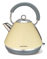 Morphy Richards konvice Accents retro Cream