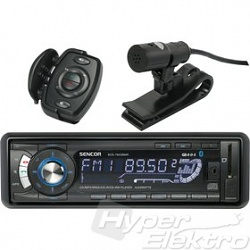 SENCOR SCD 7605BMR BLUETOOTH+MP3+USB+SD  SENCOR