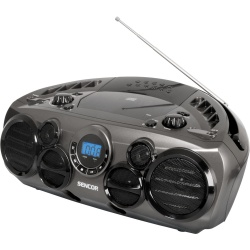 SENCOR SPT 300 RADIO S CD/MP3/USB