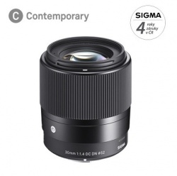 SIGMA 30/1.4 DC DN Contemporary SONY