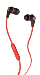 Skullcandy INKD 2.0 AC MILAN Red/Black Mic1