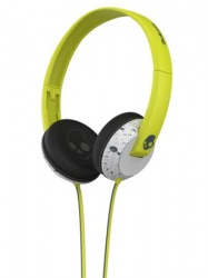 Skullcandy UPROCK Hot Lime/Grey Mic1