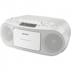 SONY CFD S50W radiomagnetofon s CD