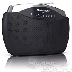 THOMSON RT222 PŘENOSNÉ RÁDIO FM/MW       THOMSON