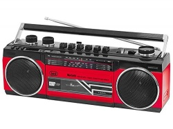 Trevi RR 501BT/RD Radiomagnetofon,USB/SD/MP3