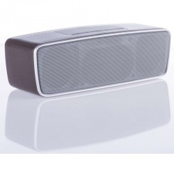 USB soundbox EMGO NSL18, hnědá