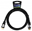 Kabel HDMI <-> HDMI 1.4 NYLON ECO 1,5M