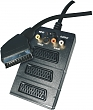 EMOS SD2300 SCART - 3SCART+3RCA+SVHS 0,5M