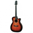 CRAFTER HDC-100SEQ/TS WESTERN GUITAR