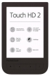 E-book POCKETBOOK 631+ Touch HD 2, Dark Brown