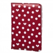 "ELLE Hearts and Dots obal na tablet do 17,8 cm (7""), s funkcí stojanu"