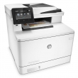 HP Color LaserJet Pro MFP M477fdw/ A4/ 27ppm/ print+scan+copy+fax/ Duplex/ USB/ LAN/ Wifi