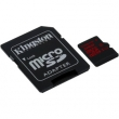 KINGSTON MicroSDHC 32GB UHS-1 CL3 + adpt