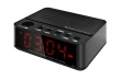 MANTA RDI 201BT - Radiobudík s LED displejem, MP3, bluetooth, hands free, aux-in, aku 1500mAh, black.