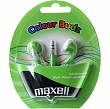 MAXELL 303361 Colour Budz Green sluchátka