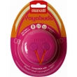 MAXELL 303729 YOYO BUDS PINK+ORANGE