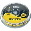 MAXELL CD-R 700MB 52x 10SP        624027