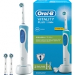 ORAL B VITALITY PLUS CROSS ACTION KART. ORAL B