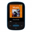 SanDisk MP3 Sansa Clip Sports 8GB modrý