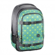 "Školní batoh All Out ""Selby"" Backpack, Mint Dots"