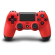 SONY DUAL SHOCK PS4 red