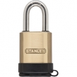 Stanley 24/7 Solid Brass 50mm Std. Shackle