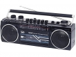 Trevi RR 501BT/BK Radiomagnetofon,USB/SD/MP3