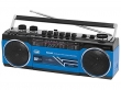 Trevi RR 501BT/BL Radiomagnetofon,USB/SD/MP3